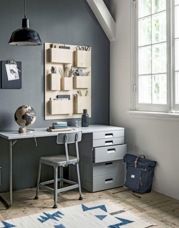 10x een opgeruimd kantoor thestylebox - Kamer en kantoor ...