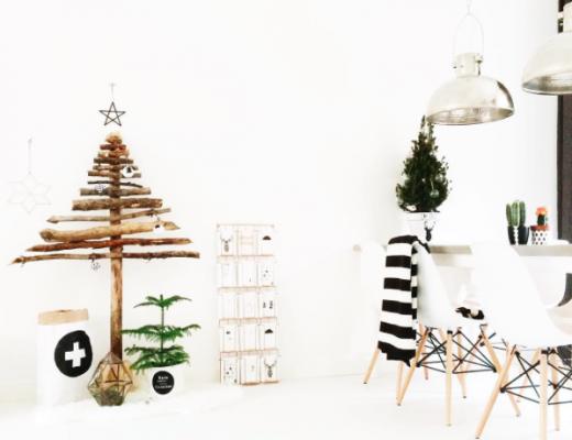 10x-eenvoudige-kerstversiering-kerstboom