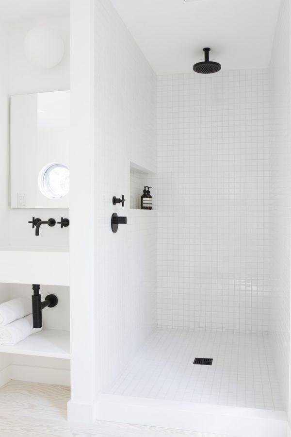 Badkamer-inspiratie-zwart-wit
