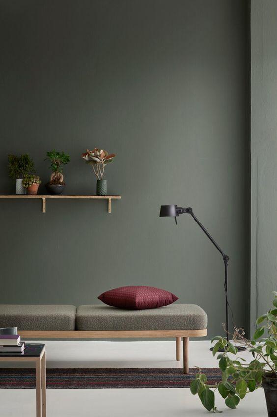 daybed-inspiratie-groen