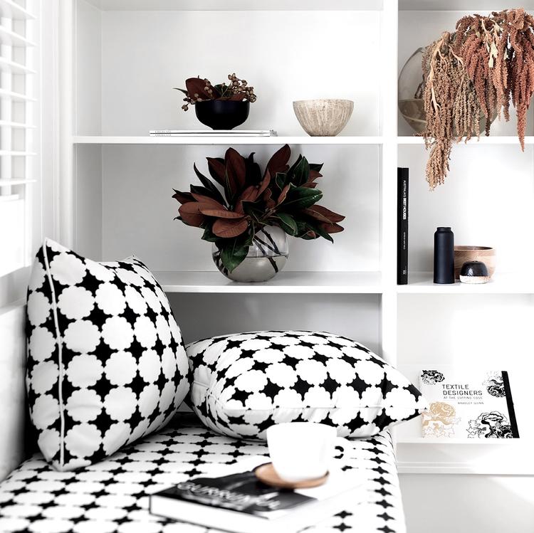 design-huis-zwart-wit