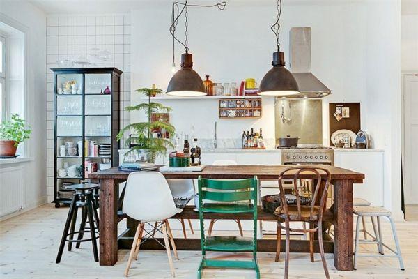 eclectisch-interieur-van-alles-groen