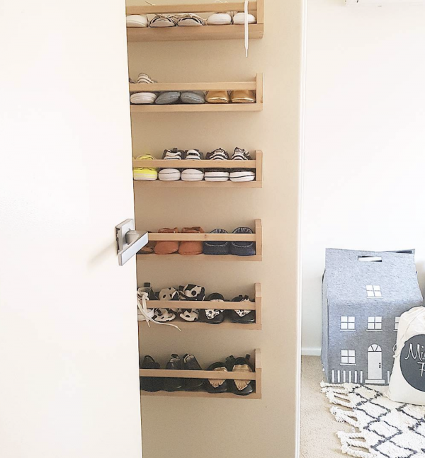 Bekväm schoenenrek