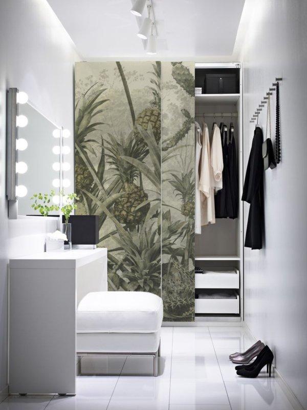 IKEA hack Pax kledingkast beplakken