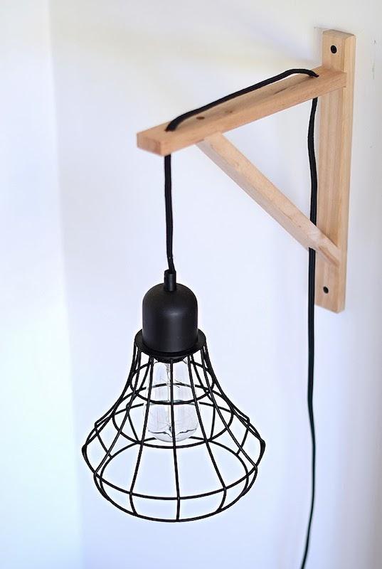 Ekby plankdrager voor hanglamp