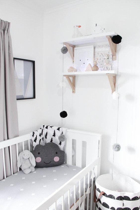 kleine-babykamer-bed