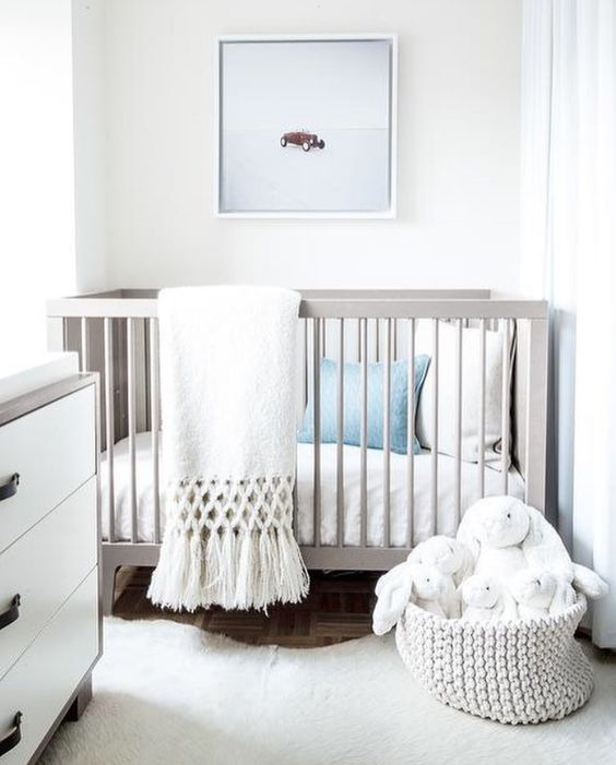 Een Kleine Babykamer Thestylebox