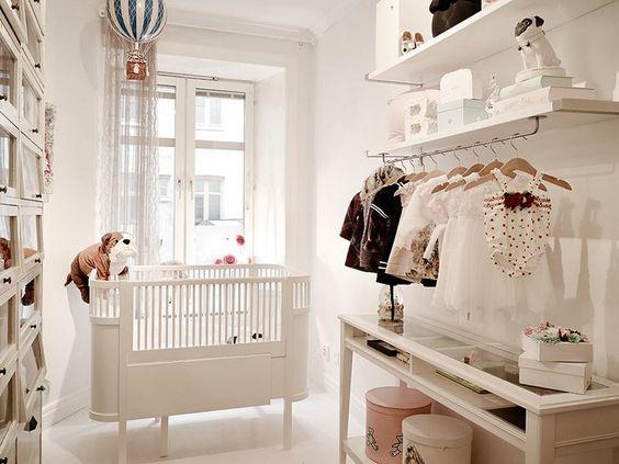 Een Kleine Babykamer : Een kleine babykamer thestylebox