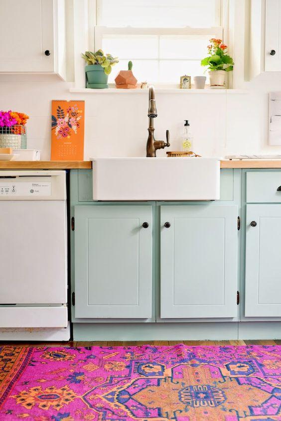kleuren-combinaties-keuken-blauw
