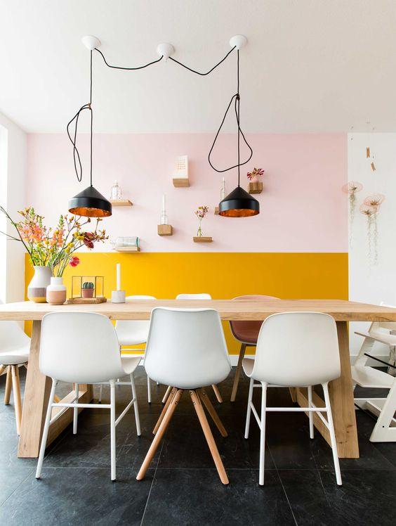 kleuren-combinaties-keuken-geel