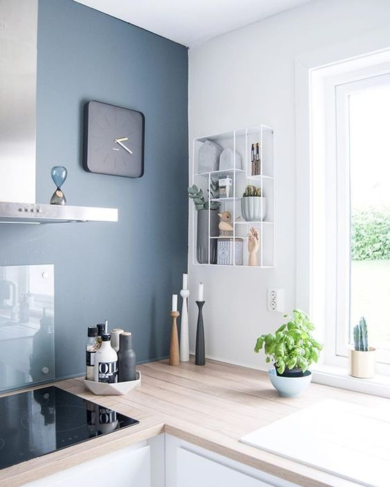 Keuken kleuren combinaties - THESTYLEBOX