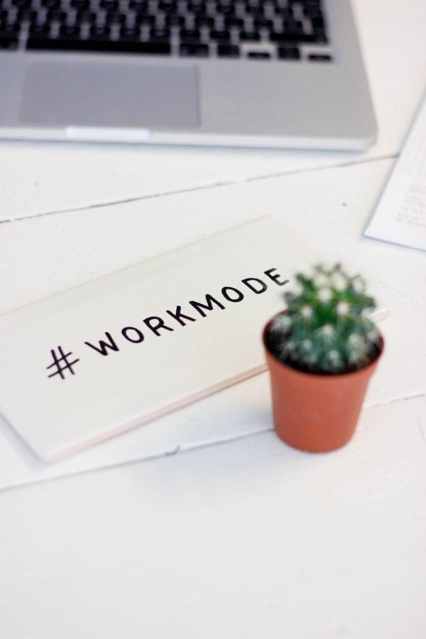 hashtag workmode