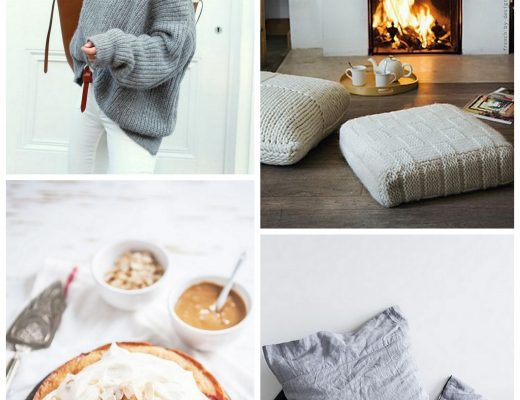 moodboard winter
