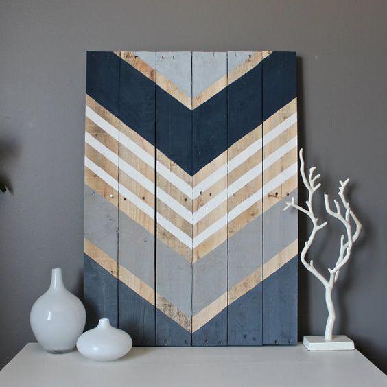 wanddecoratie-van-hout-patroon