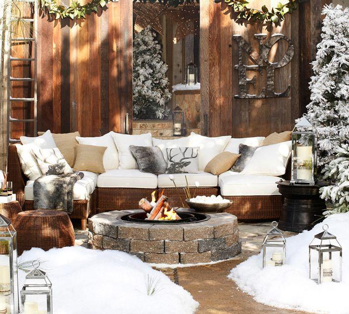 Inspiratie Voor Een Wintertuin Thestylebox