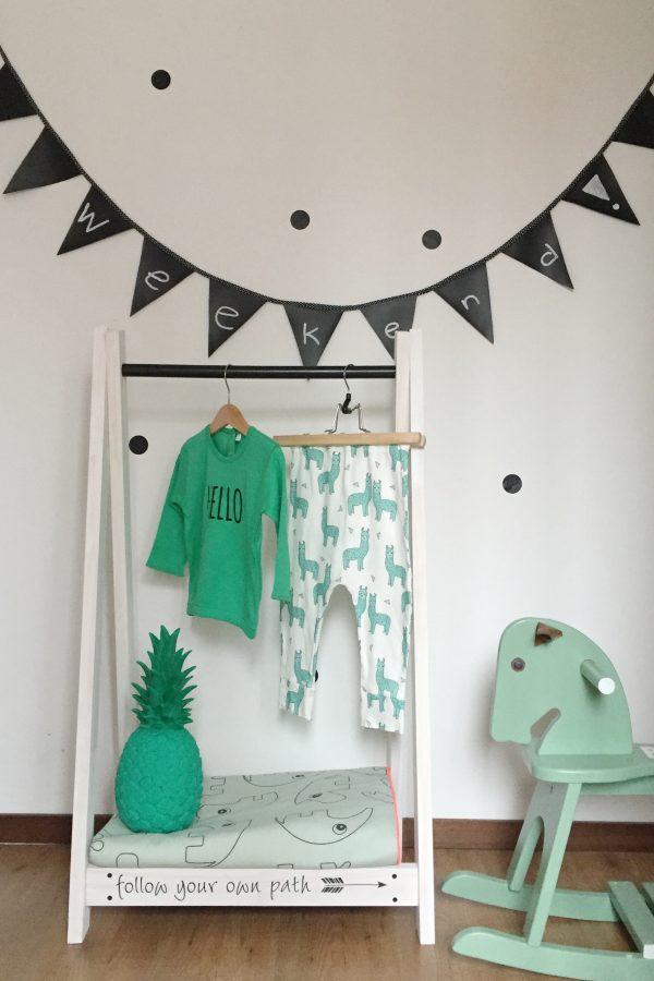 ananaslamp groen