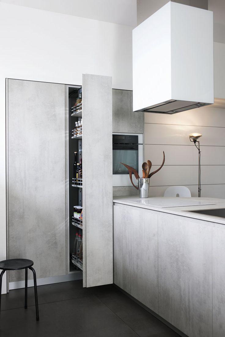 6x de voorraadkast in de keuken   THESTYL