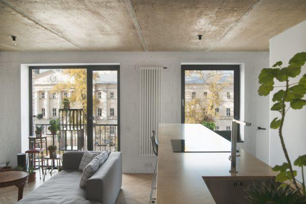 appartement beton