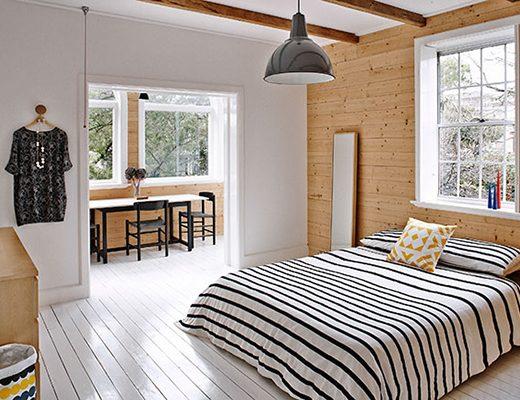 australie meets zweden interieur slaapkamer