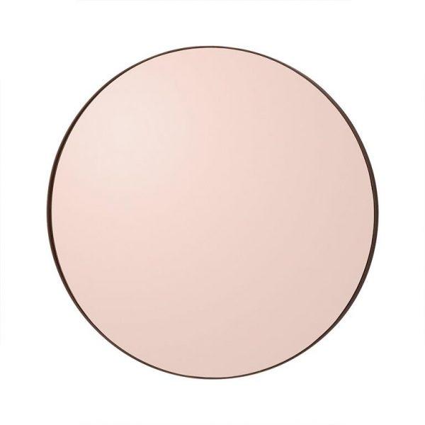 AYTM Circum Spiegel Ø 70 cm roze