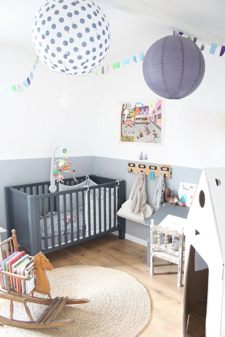 Babykamer jongen thestylebox - Inspiration chambre bebe ...