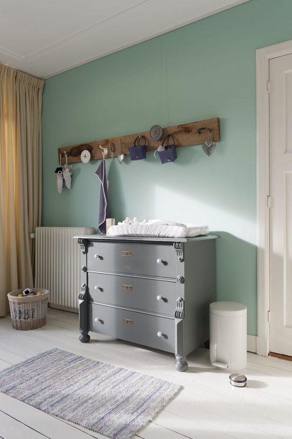 babykamer jongen thestylebox. Black Bedroom Furniture Sets. Home Design Ideas