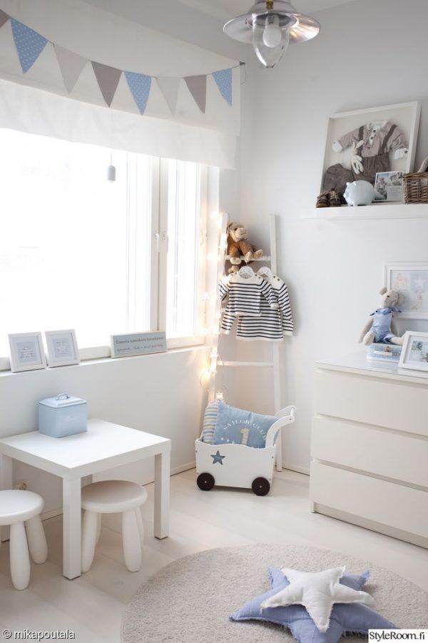 babykamer jongen lichtblauw