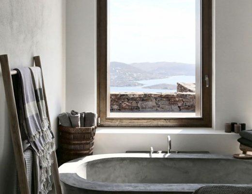 bad griekse stijl