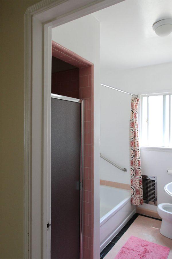 badkamer gouden details voor rennovatie