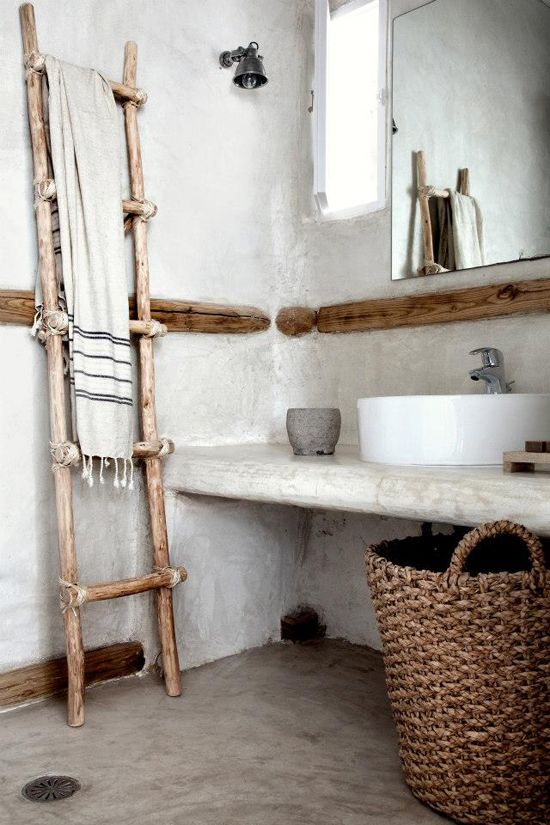 Griekse badkamer - THESTYLEBOX