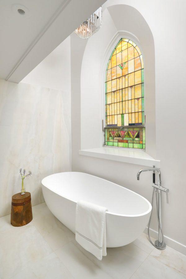 badkamer kerk