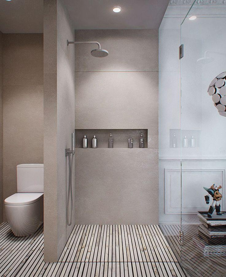 Nisje in de badkamer - THESTYLEBOX
