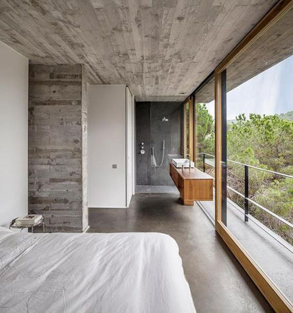 badkamer slaapkamer modern