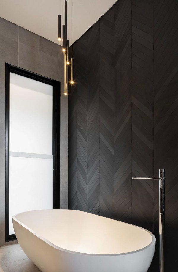 badkamers voorbeelden hongaarse punt