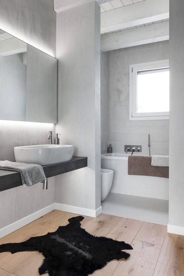 badkamers voorbeelden landelijke details