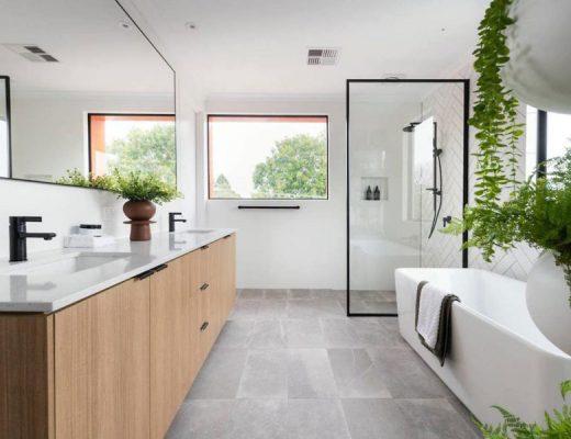 badkamers voorbeelden lichte badkamer
