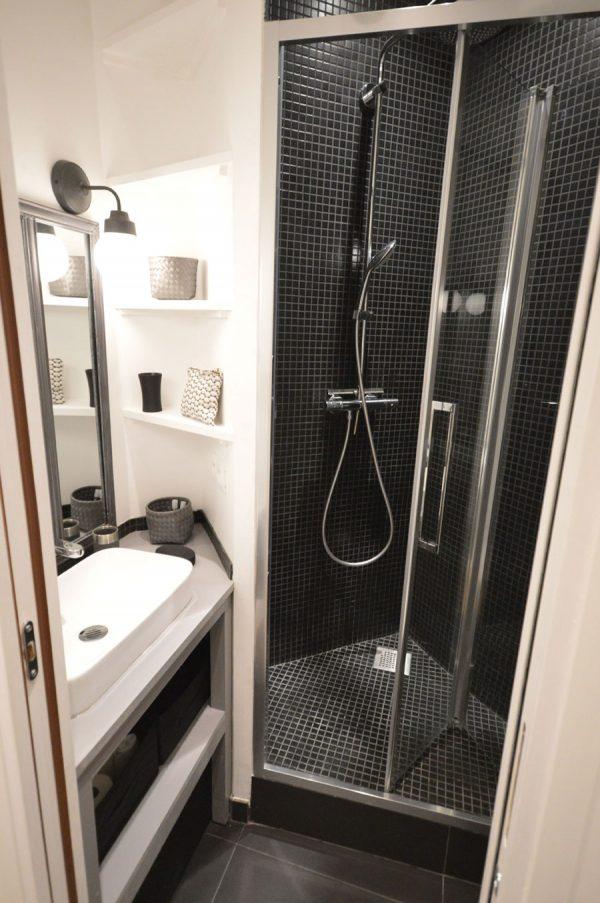 badkamers voorbeelden mini badkamer