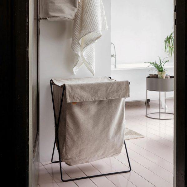 badkamers voorbeelden scandinavische details