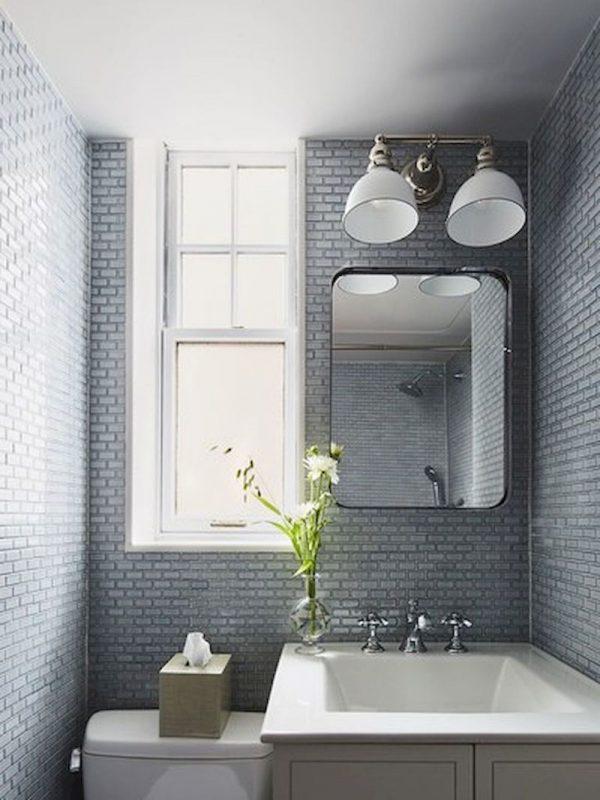 badkamers voorbeelden smalle badkamer