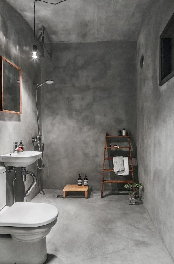 badkamers voorbeelden vloer-, wand-, plafondbekleding