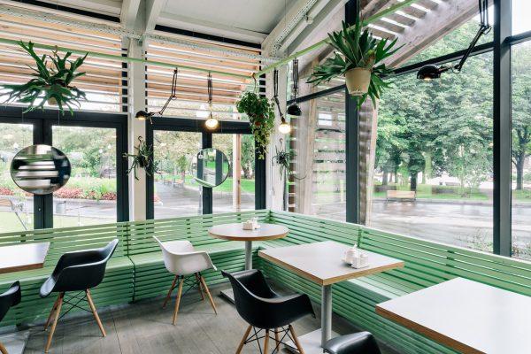 bakkerij cafe riga groen