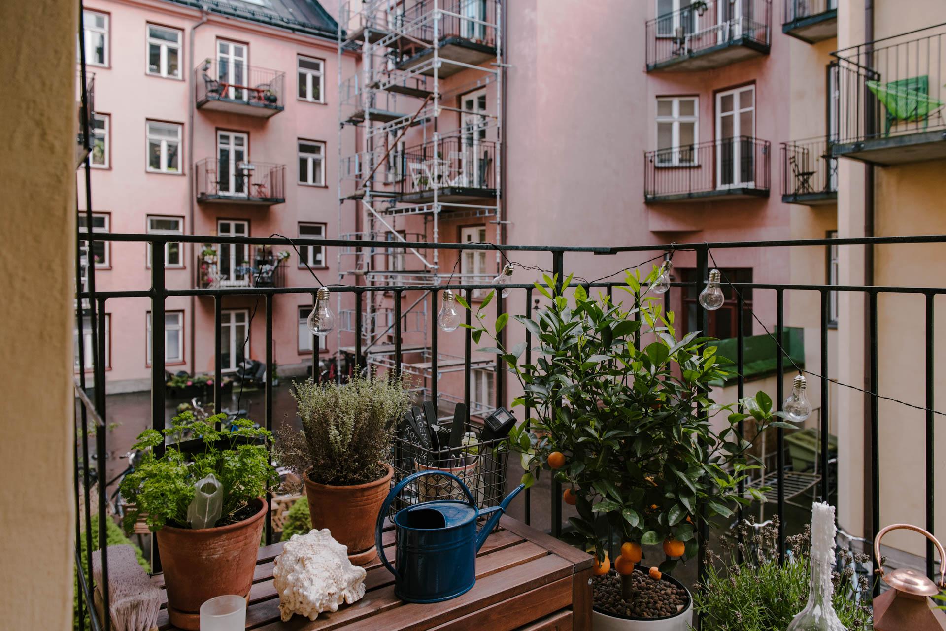 balkon inspiratie gezellig klein balkon