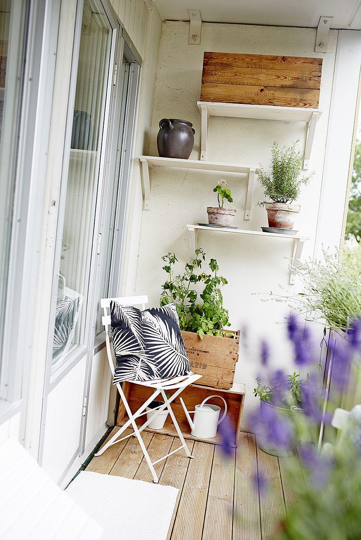 balkon inspiratie landelijk balkon