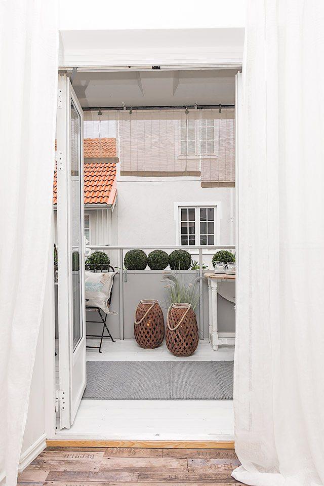 balkon inspiratie rolgordijnen