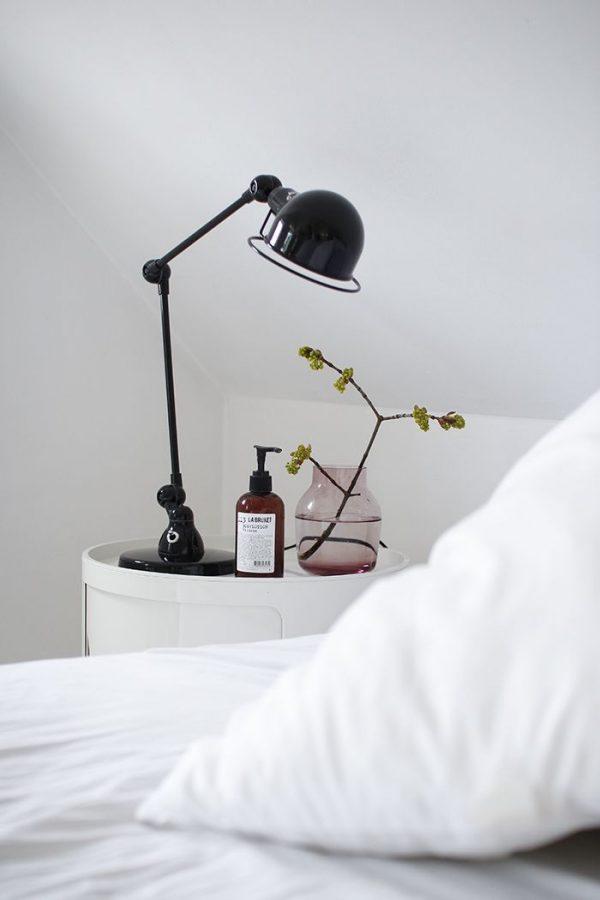 bedlampje vloerlamp