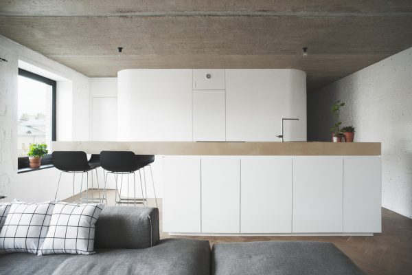 beton wit keuken