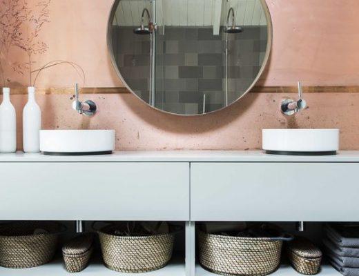 badkamer spiegel