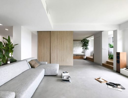 Binnenkijken in het super mooie appartement van architect Liting Lee
