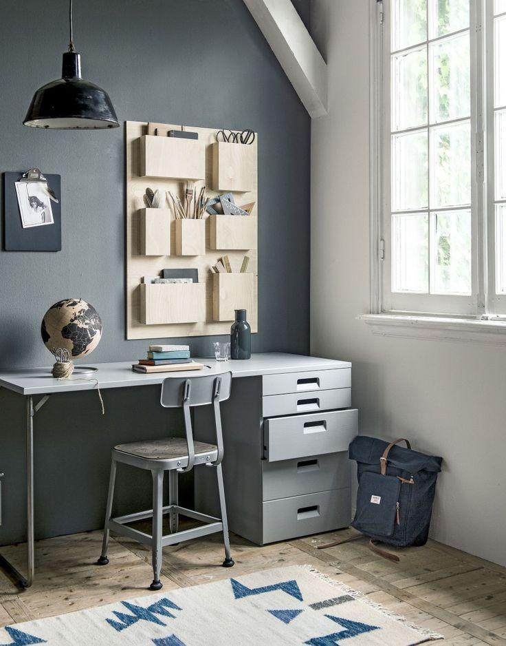Inrichting babykamer tweeling for - Kamer blauwe jongen grijs ...