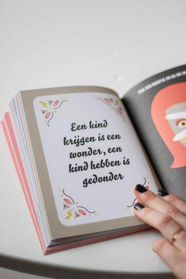 mama boek